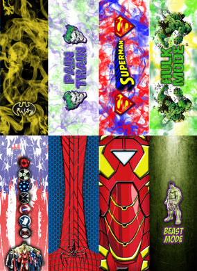 Super Hero Arm Sleeves