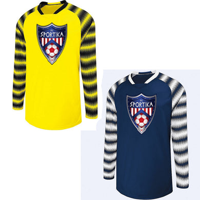 Youth&Adult Goalie Jersey FC Soccer