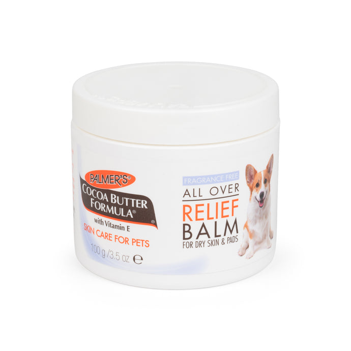 Palmer's for Pets All Over Relief Balm with Cocoa Butter 3.5oz | 12 Piece Per Carton
