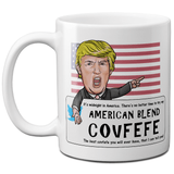 Trump Covfefe Coffee Mug
