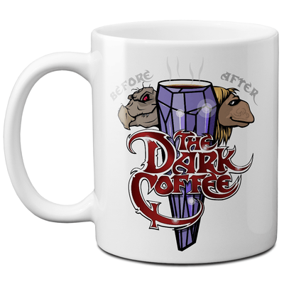 The Dark Coffee Mug