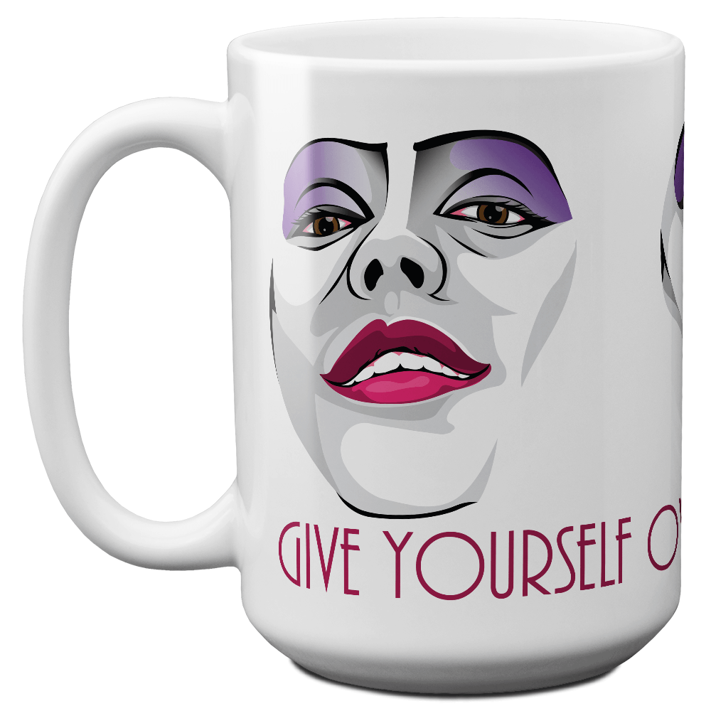 Dr, Frank-n-Furter's Absolute Pleasure Mug