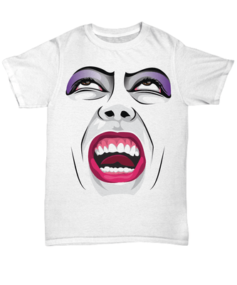 Dr. Frank-N-Face - Rocky Horror Picture Show T-Shirt