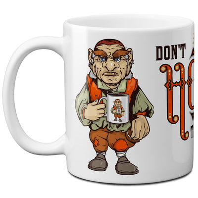 "Don't ""Hoggle"" the Coffee"