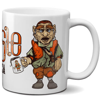 "Don't ""Hoggle"" the Tea"