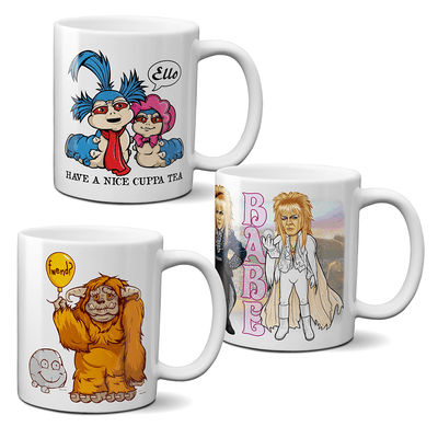 Labyrinth Mug Collection