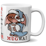 Mugwai: Obey the 3 Rules Mug