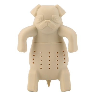 Hanging Pug Dog Tea Infuster
