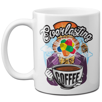 Wonka's Everlasting Coffee Mug