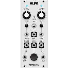HLFO - Utility Modulation Source for Eurorack