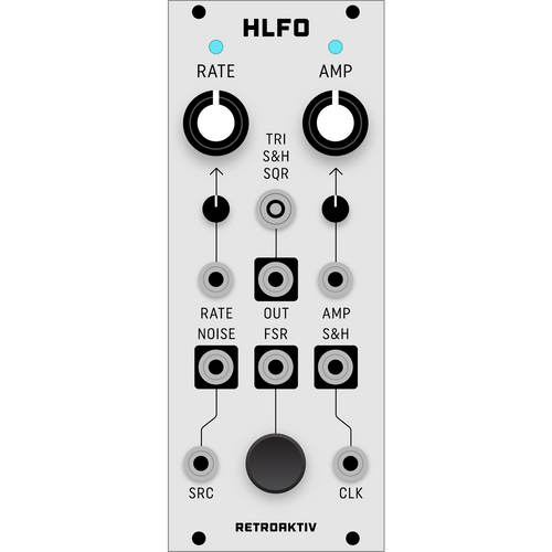HLFO - Utility Modulation Source for Eurorack (Pre-order)