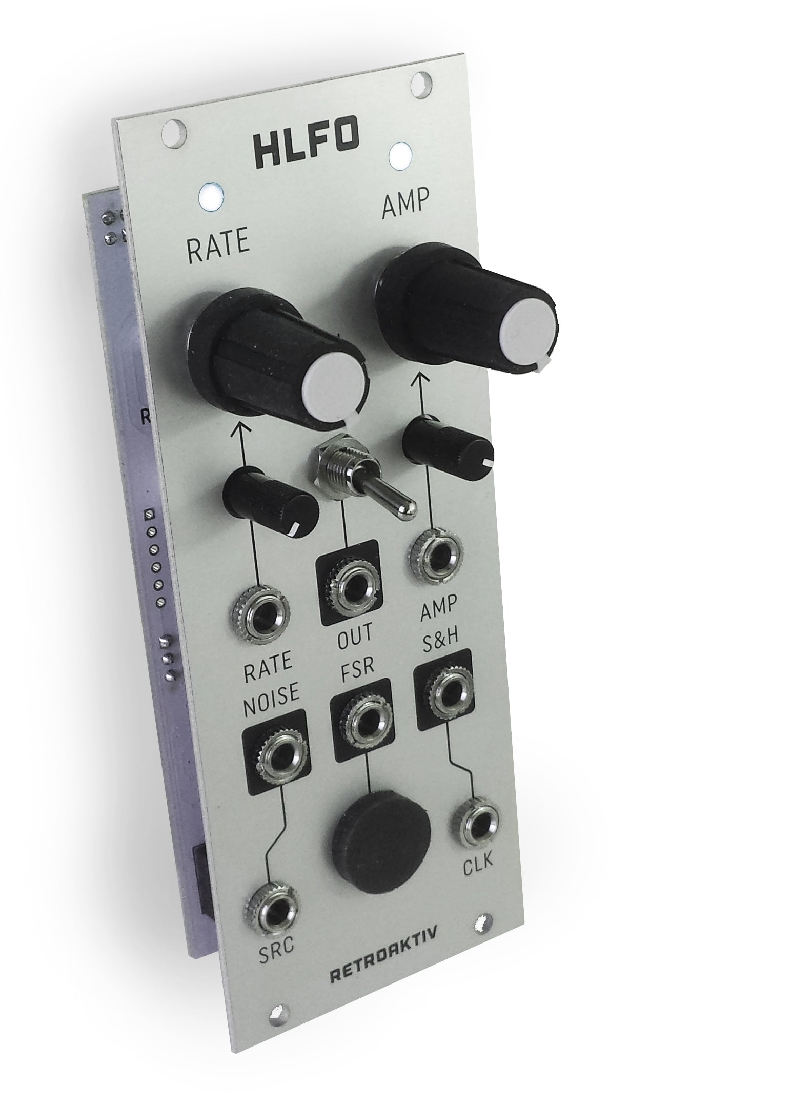 HLFO - Utility Modulation Source for Eurorack - DIY Kit