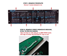 DW-8P Memory Expansion Board