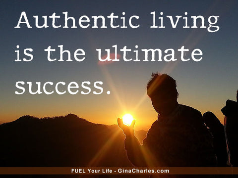 What Is Authentic Living?