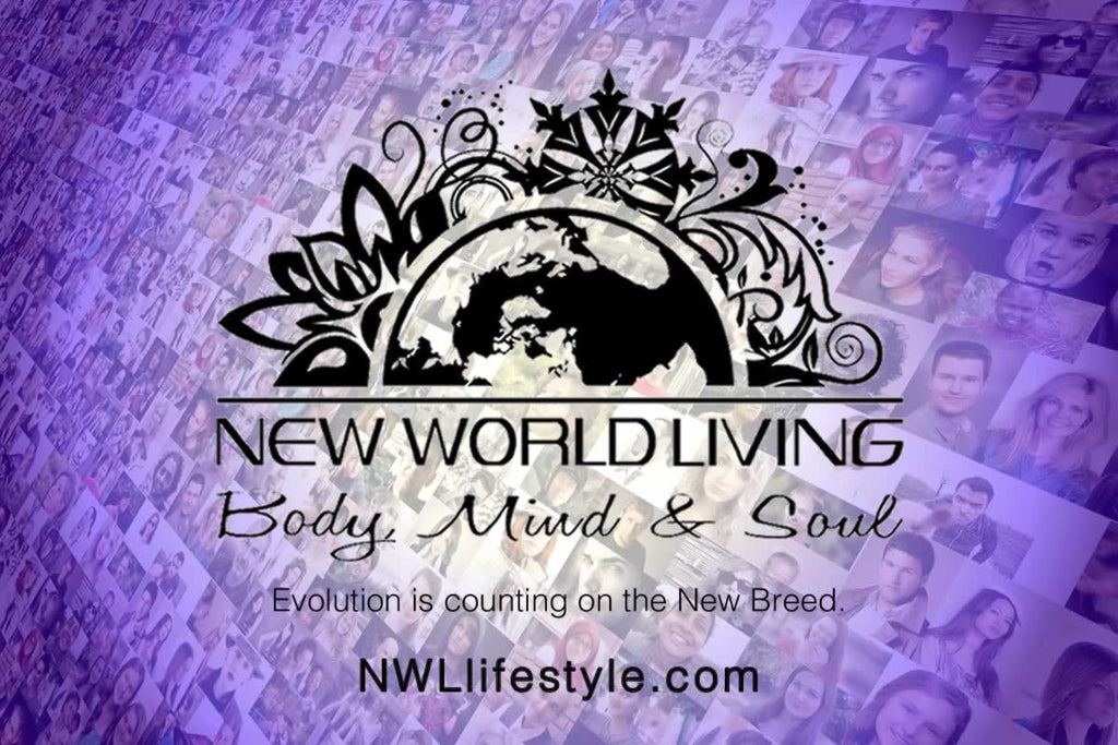 New World Living - Authentic living through self-empowerment.