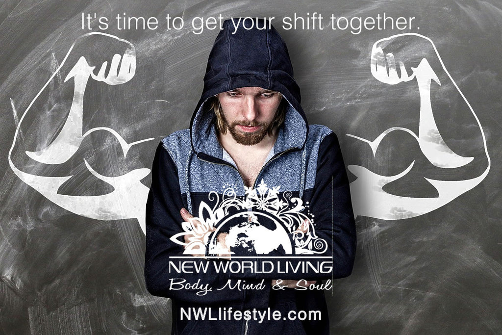 New World Living, cool stuff for your inner journey. Its time to get your shift together because Authentic Living is the ultimate success.