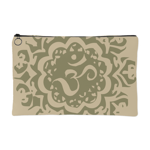 Ancient Om Pouch
