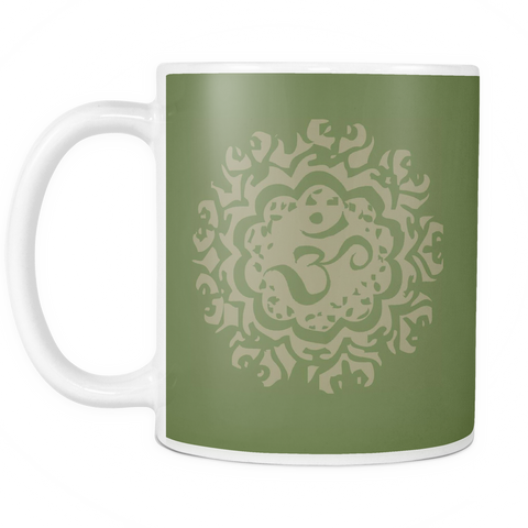 Ancient Om 11oz Mug