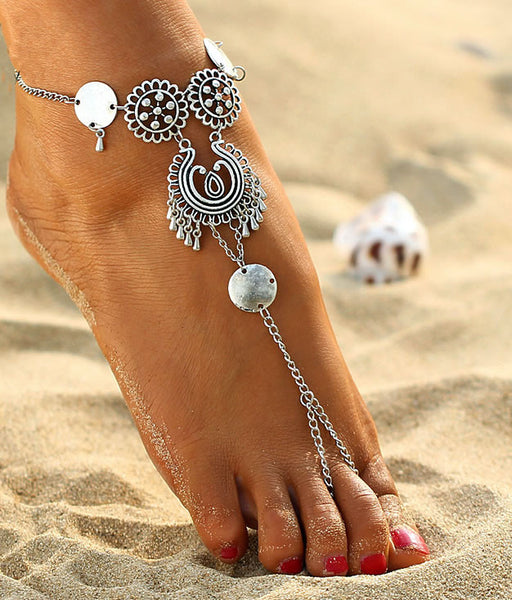 Boho Beach Foot Jewelry