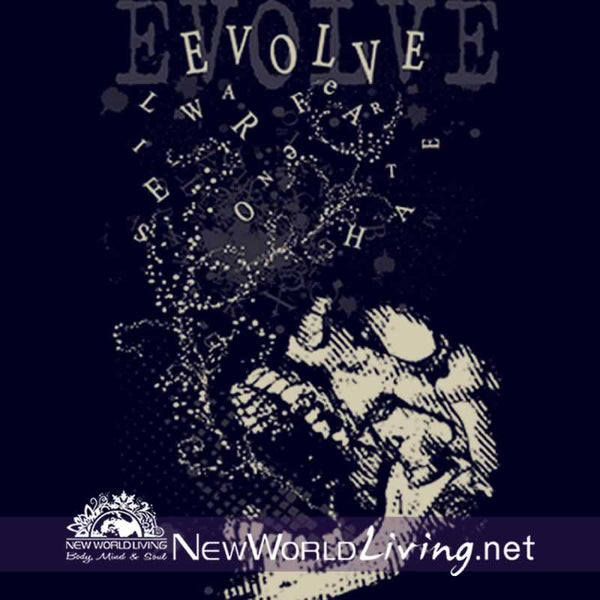 Evolve artwork sold exclusively at New World Living. All rights reserved.