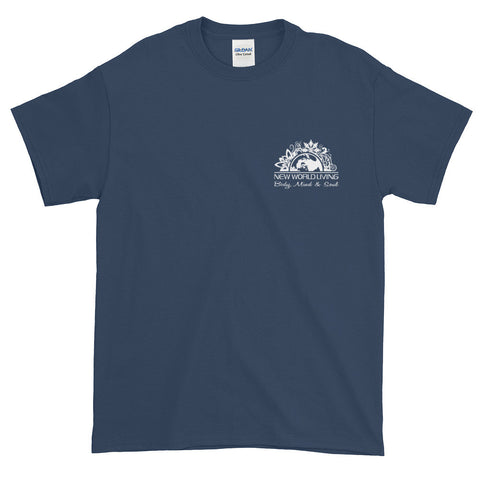 New World Living Mens T-shirt
