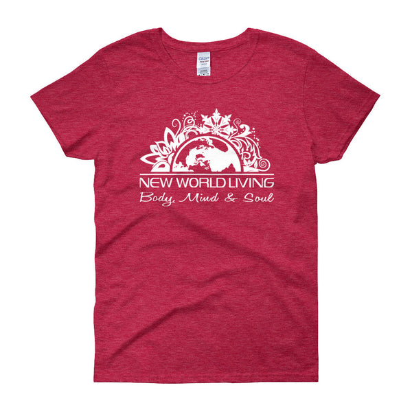 New World Living Ladies T-shirt