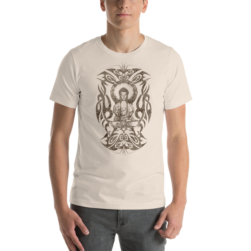 Tribal Buddha Mens TShirt