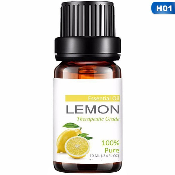 1 Bottle Essential Oil .34 oz