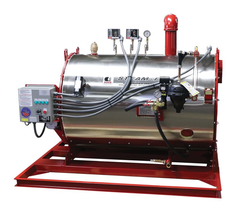 Sioux - Steam-Flo Steam Generators