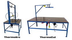 THERMOARC & THERMOCUT (Set) - Hot Wire Foam Cutter (Both Cutters)