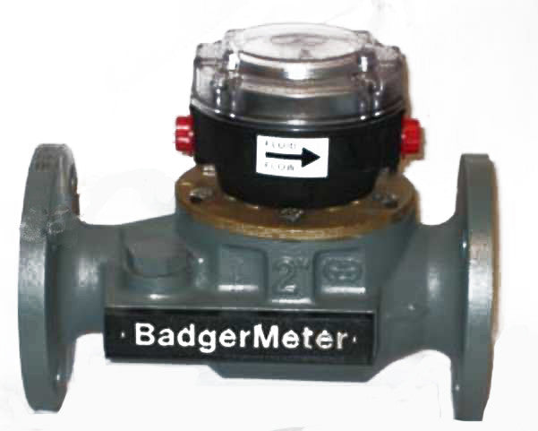 Badger - Turbo Meter with PFT-4E - Click to View Models