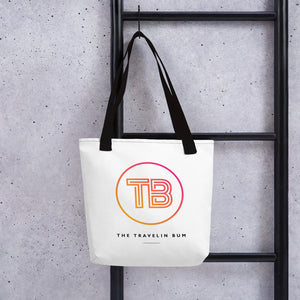 The Travelin Bum Tote