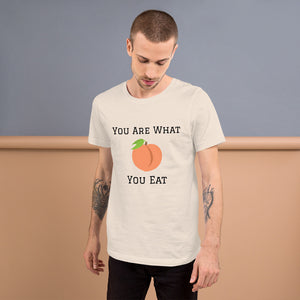 You Are What You Eat Short-Sleeve Unisex T-Shirt