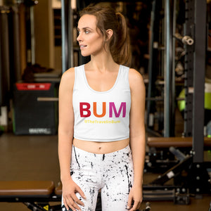 Bum Sublimation Cut & Sew Crop Top
