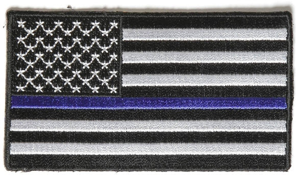 Thin Blue Line Flag