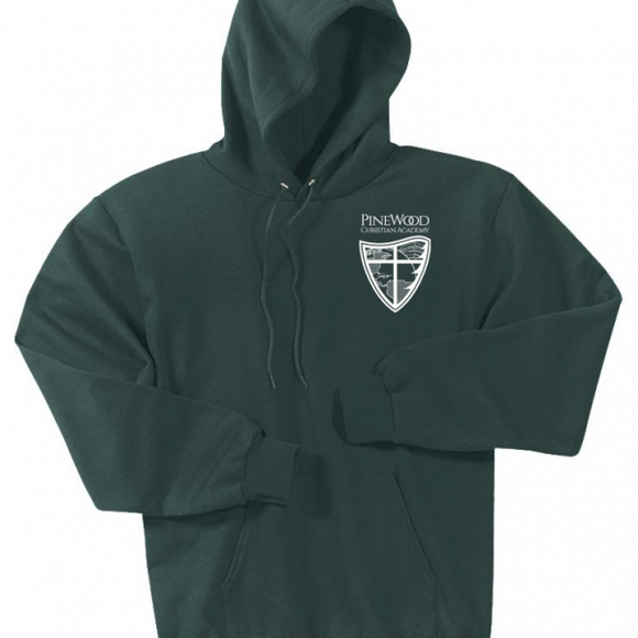 Pinewood Christian Academy Adult Pullover Hoodie