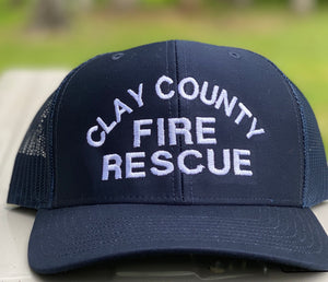 Clay County Arch Hat