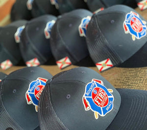 Boynton Beach Fire Hat