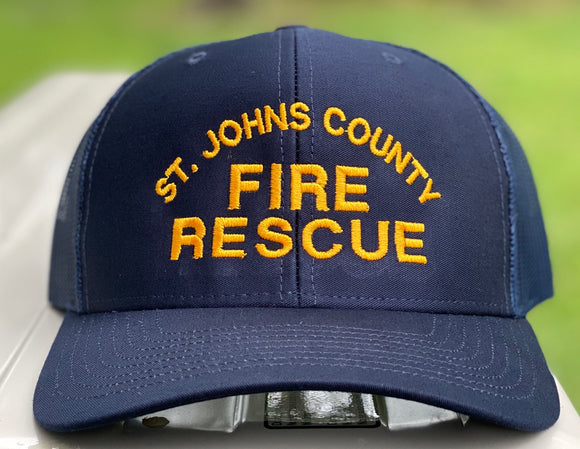 St Johns County Arch Hat