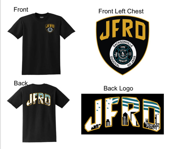 JFRD Jags City Skyline Tee