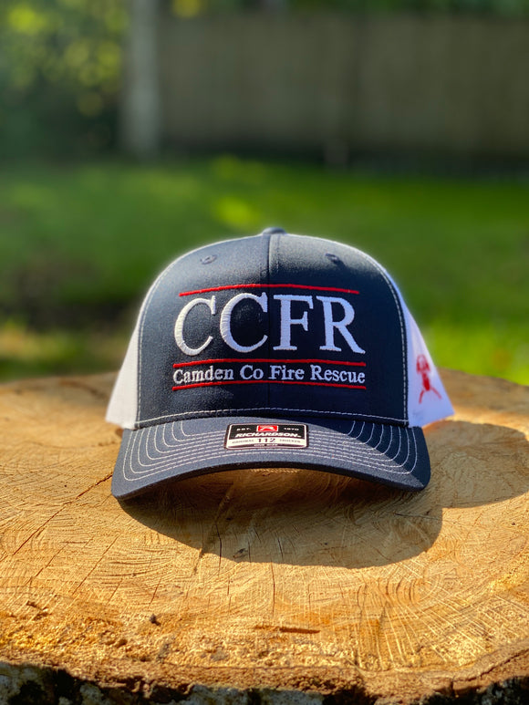 CCFR (Camden Co. Fire Rescue) Hat