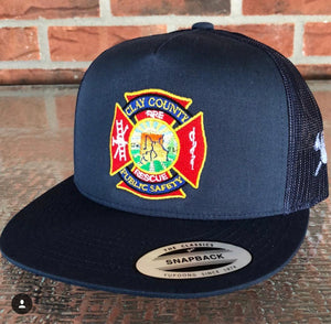 CCFR County Logo Hat