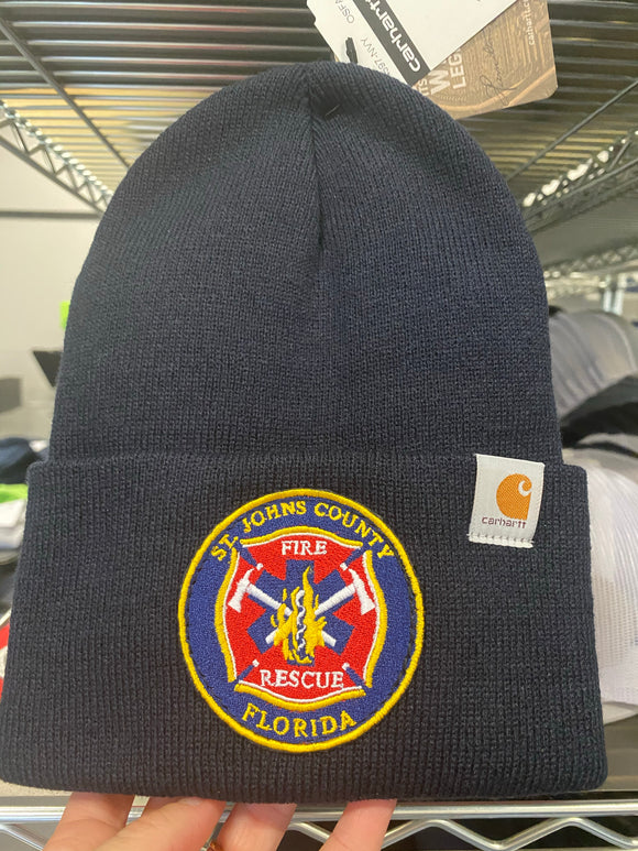 St Johns County Fire Rescue Beanie