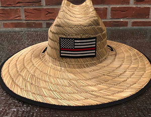 TRL Flag Straw Hat