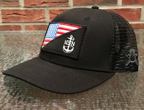 USN/USA Flag Hat