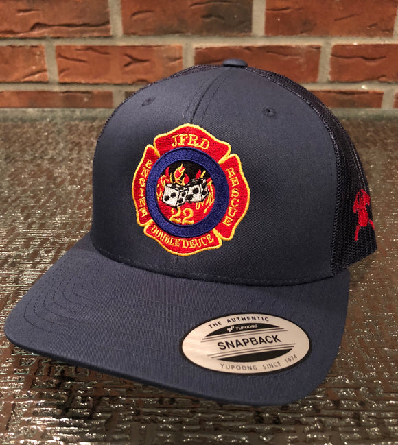 "Station 22 ""Double Duece"" Hat"