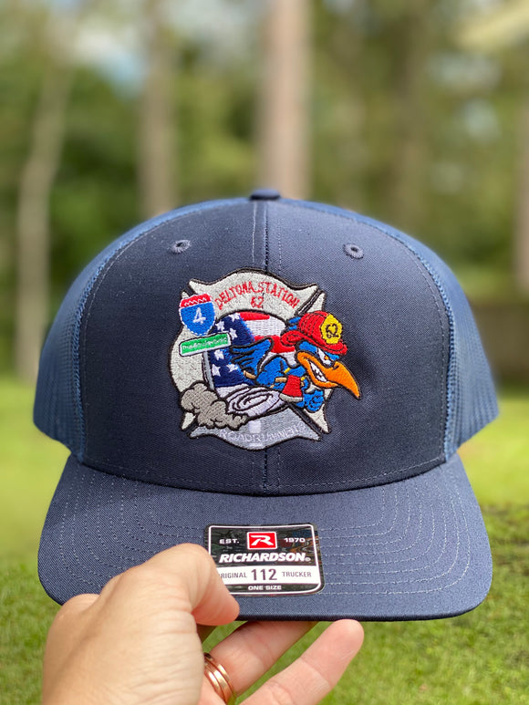 "Deltona Station 62 ""Roadrunners"" Hat"