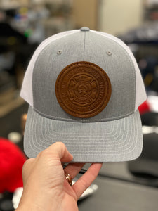 JFRD Leather Patch Hat