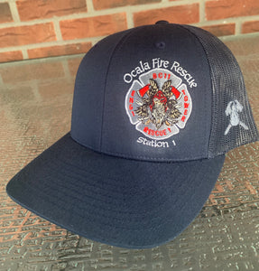 Ocala Fire Rescue Station 1 Hat