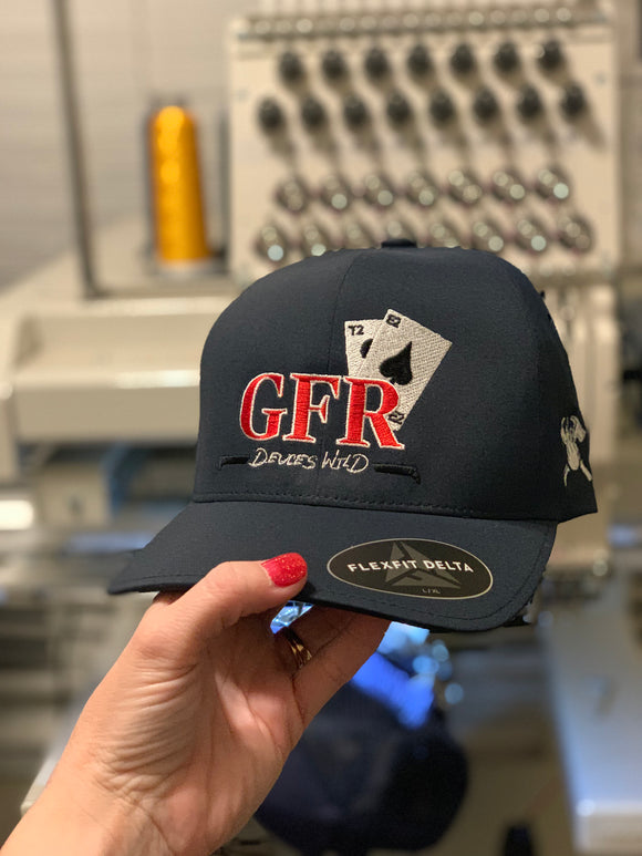 "GFR ""Deuces Wild"" Hat"